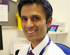 Dr Abid Suddle, Consultant Hepatologist, Institute of Liver Studies, King's