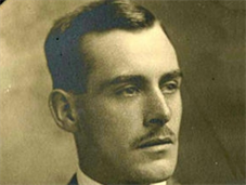 Captain Donald Aucutt, WWI King's College Hospital doctor,