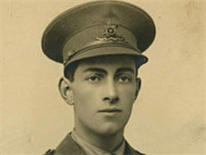 Second Lieutenant Harold Deller, WWI doctor at King's College Hospital