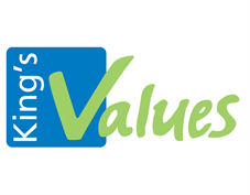 King's Values Logo