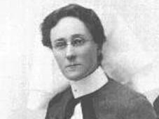 Elise Kemp, nurse at King's College Hospital during WWI
