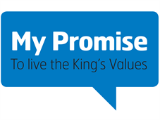 My Promise speech bubble