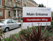 Hambleden Wing entrance