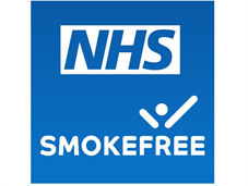 NHS smoke-free logo